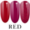 Red Colour Set - Semilac Shop