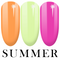 Summer Colour Set - Semilac Shop