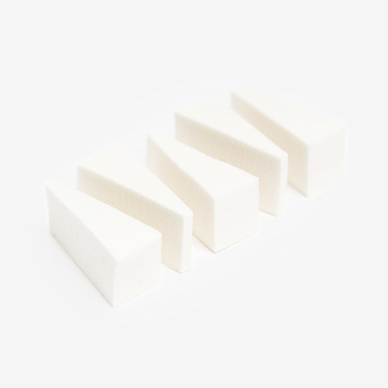Semilac Sponges for Nails Styling Ombre 5 Pieces - Semilac Shop