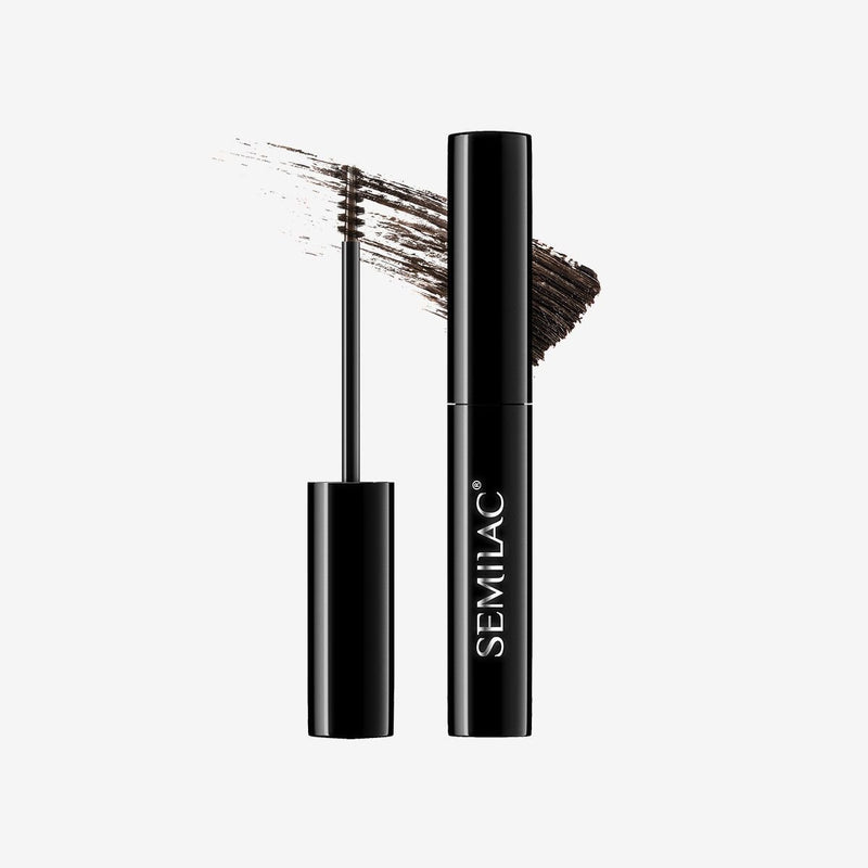 Semilac Eyebrow Gel Mascara Lady Brows Stone Grey 01 - Semilac Shop