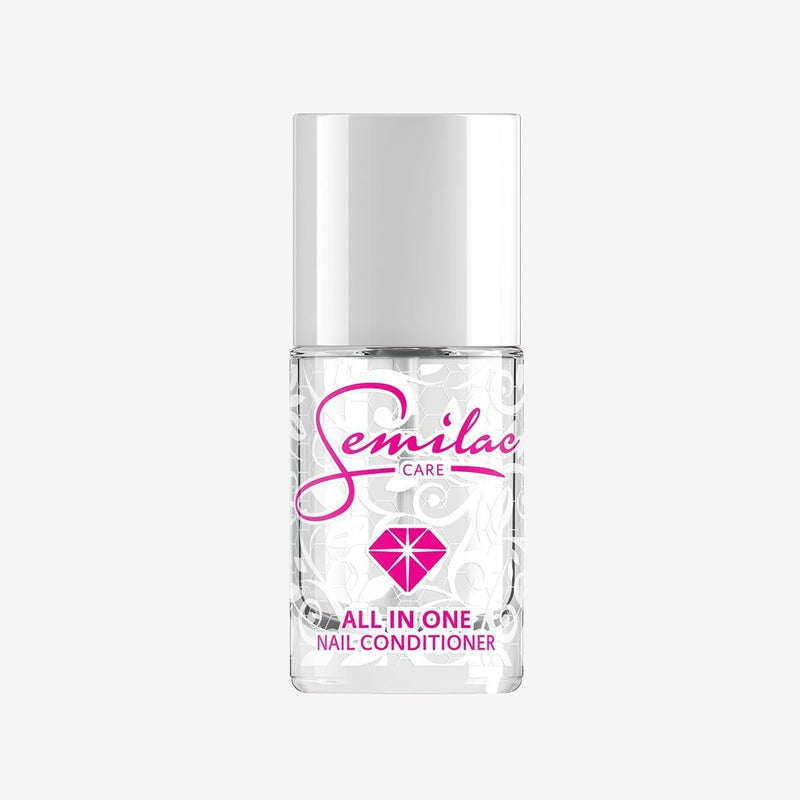 Semilac Nail Conditioner All in One 12ml - Semilac Shop