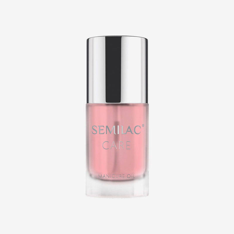 Semilac Nail & Cuticle Elixir Love 7 ml - Semilac Shop