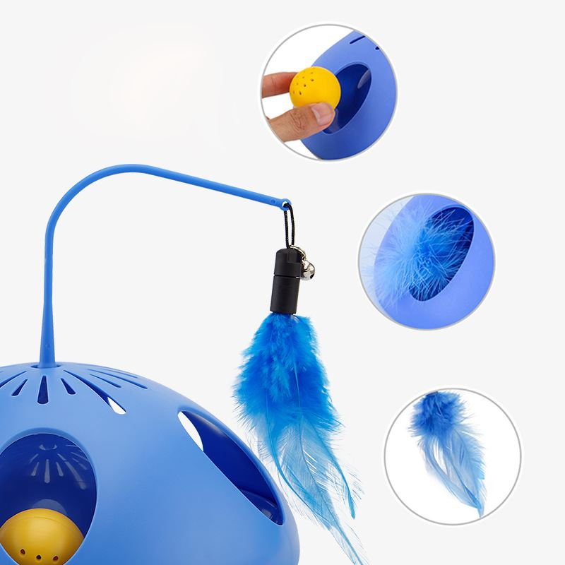 NEW! Electronic Smart Motion Cat Toy Animals & Pet Supplies > Pet Supplies > Cat Supplies > Cat Toys > Interactive Cat Toys >Cat Kicker Realistic Fish Cat Toy Electronic Moving With Catnip Love Cat More