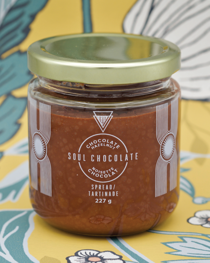 Chocoloate Hazelnut Spread - Mimi and Ry Produce
