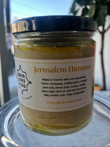 Hummus by Galya Loves Food