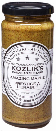 Kozlik's Canadian Mustard - Mimi and Ry Produce