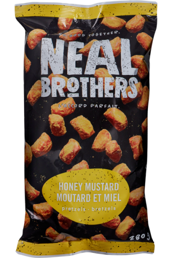 Neal Brothers Honey Mustard Nibblers Pretzels - Mimi and Ry Produce