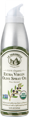 La Tourangelle Organic Extra Virgin Olive Oil Spray - Mimi and Ry Produce