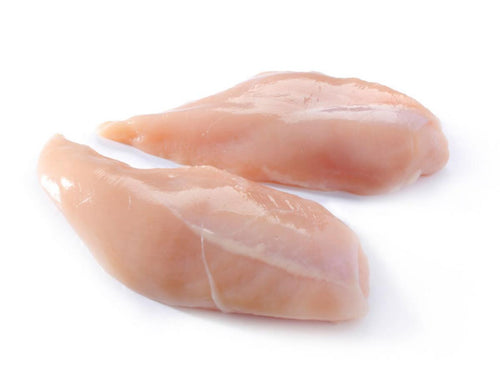 Chicken Breast Boneless, skinless 10 lb box, wrapped individually. - Mimi and Ry Produce