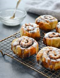 Cinnamon Buns by Gouter - Bake At Home!