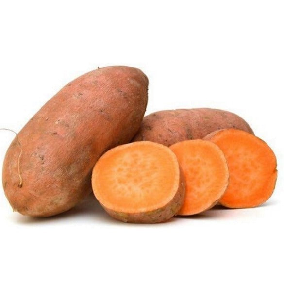 Sweet Potatoes - 2 large pieces ~3LB - Mimi and Ry Produce