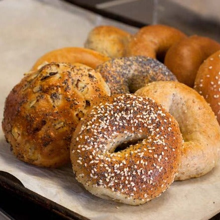 Gryfe's Bagels - 6 bagels - Friday only - Mimi and Ry Produce