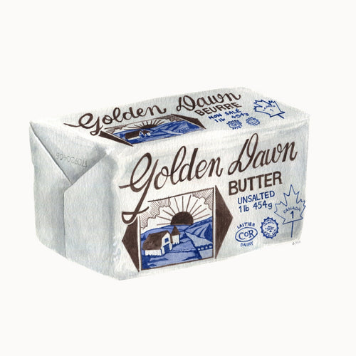 Butter - Golden Dawn - Sheldon Creek - Mimi and Ry Produce