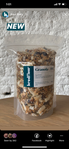 Granola - Mimi and Ry Produce