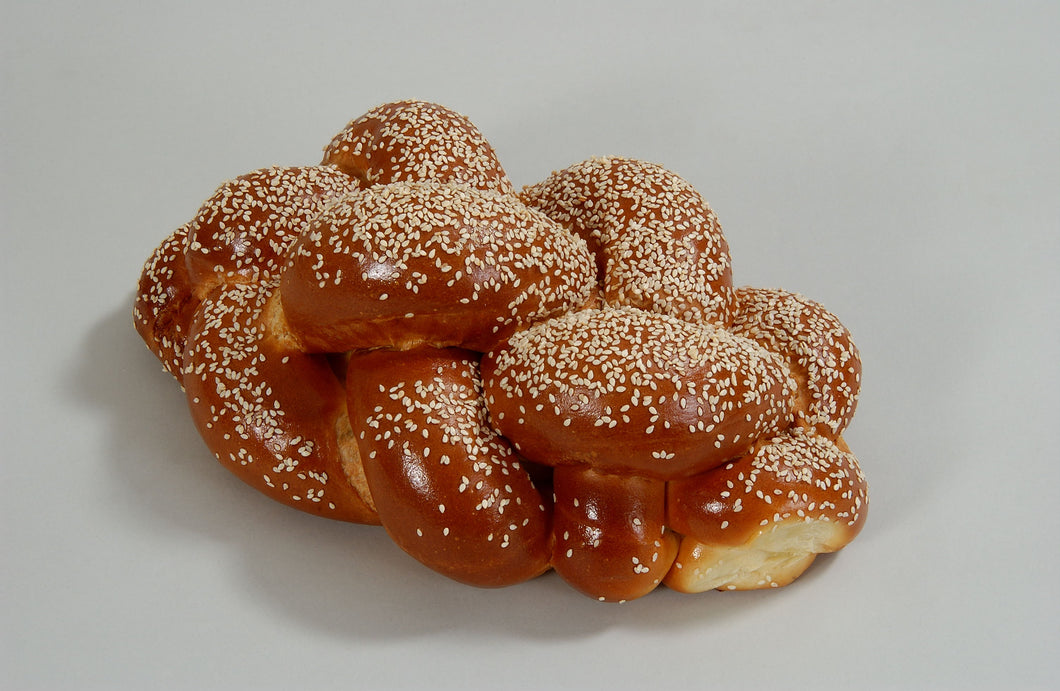 Challah by Aba's Bagels