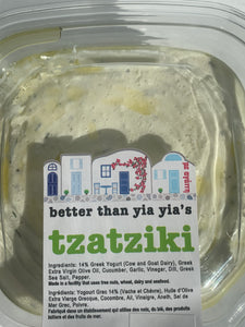 Better Than Yia Yia's Tzaziki