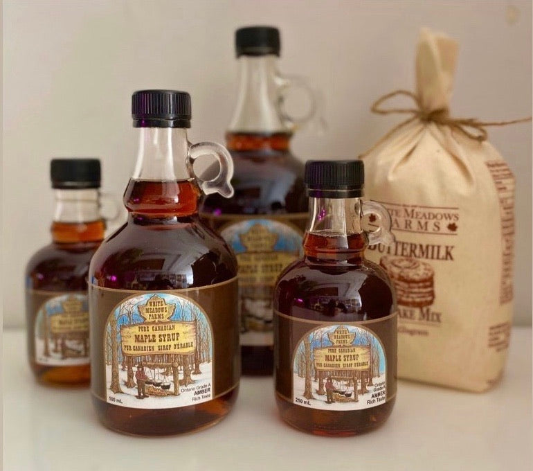 White Meadow Farms Maple Syrup - Mimi and Ry Produce