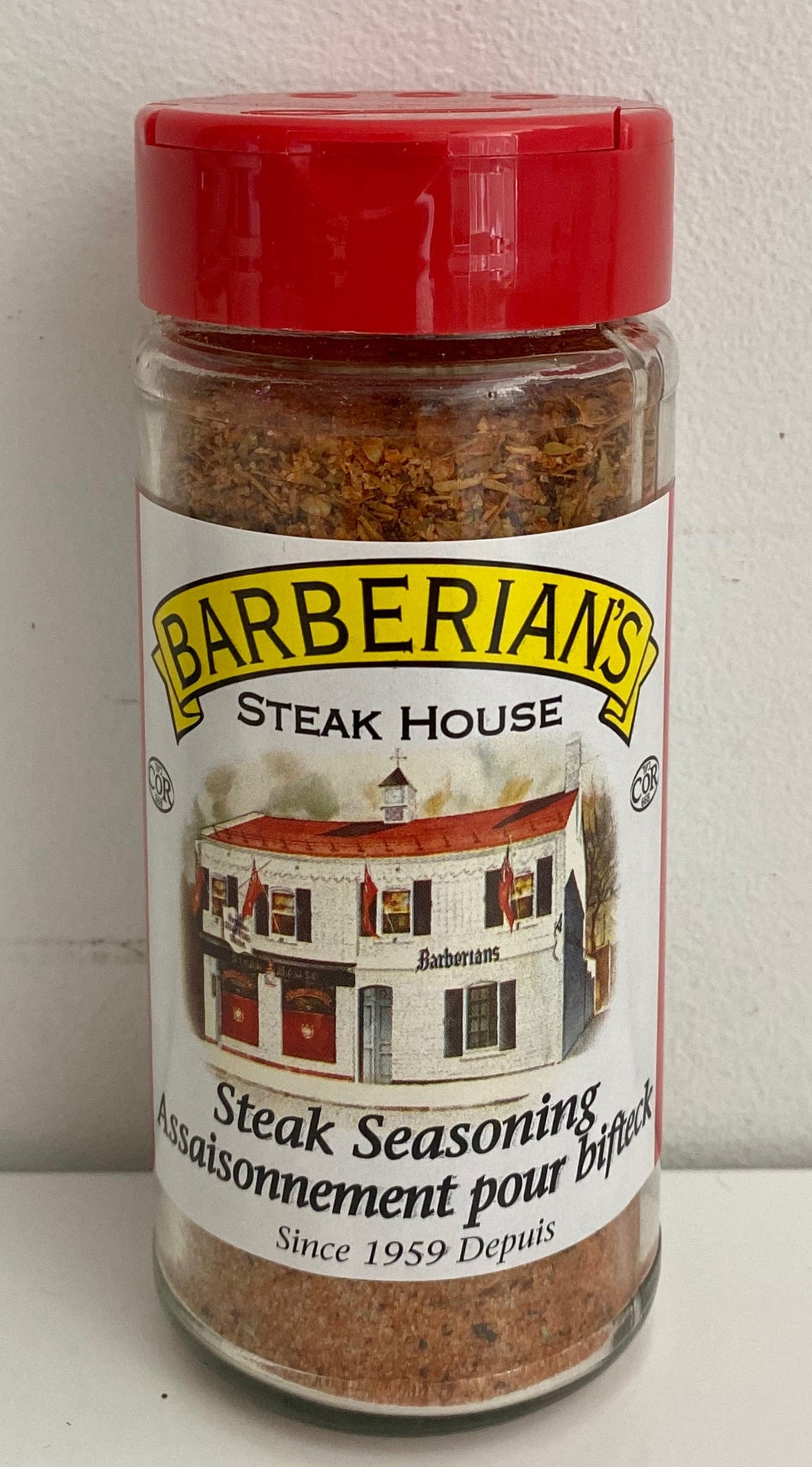 Barbarian Steak Spice