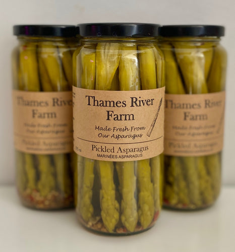 Pickled Asparagus - Mimi and Ry Produce