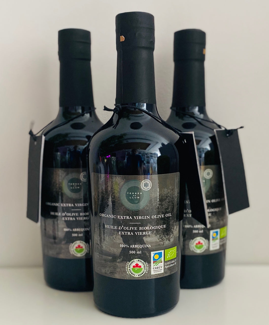 Spanish Organic Extra Virgin Olive Oil