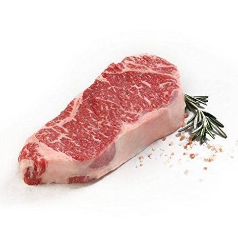 Prime Beef NY Steak 10 oz, individually packed - Mimi and Ry Produce