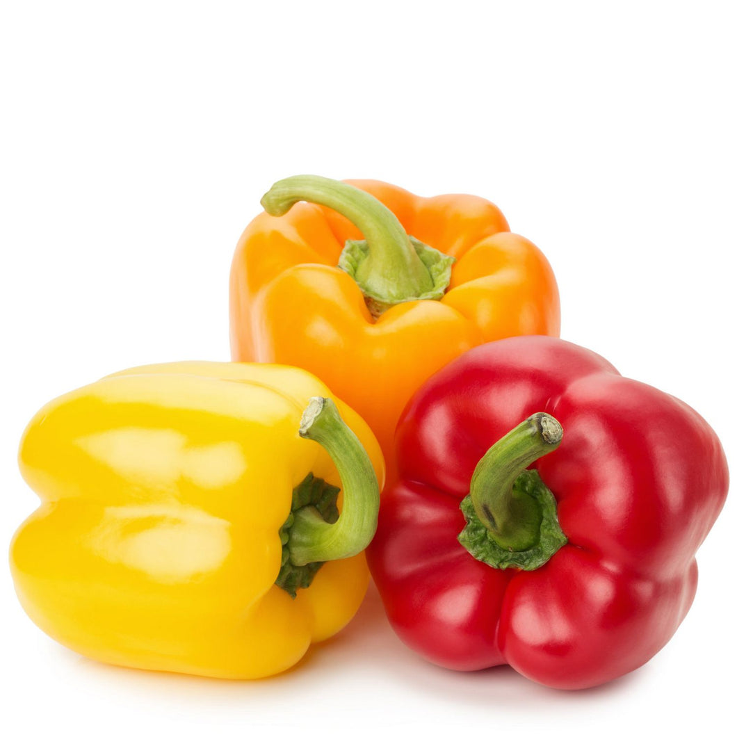 Peppers  Red - Orange - Yellow - Mimi and Ry Produce