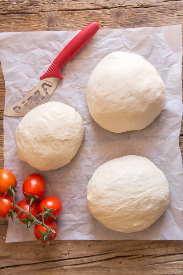 Pizza Dough - brodflour - Mimi and Ry Produce