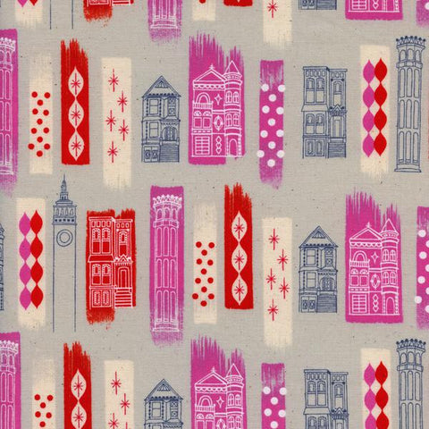 Jubilee - In The City (Pink) | Broadcloth