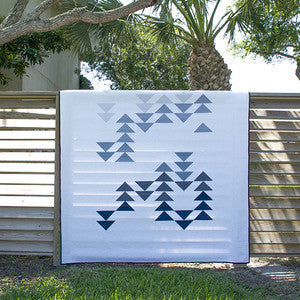 Initial K Studio - The Migration Quilt | Pattern