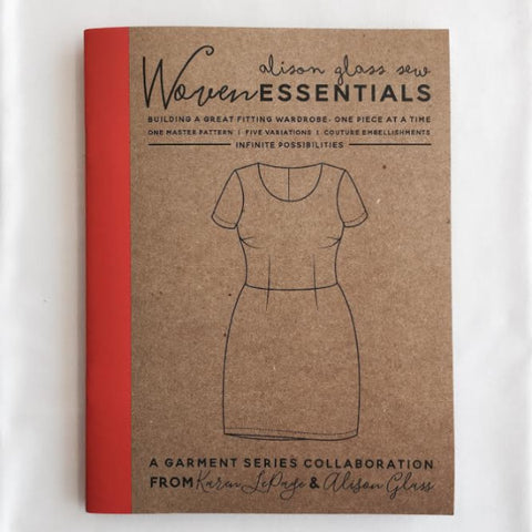 Alison Glass Woven Essentials ⎜ Apparel Pattern