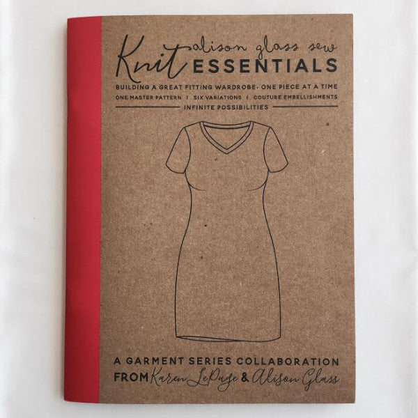 Alison Glass Knit Essentials⎜Apparel Pattern