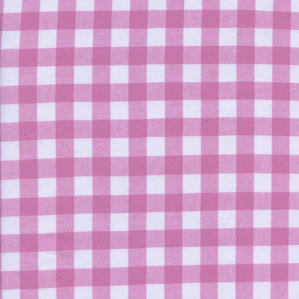 Checkers - (Baby Pink) | Gingham