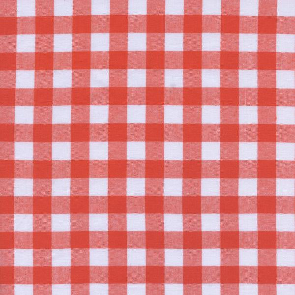 Checkers - (Coral) | Gingham