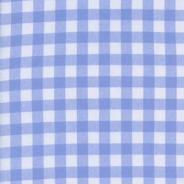 Checkers - (Sky) | Gingham