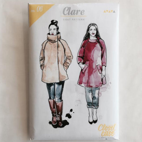 Closet Case Clare Coat | Apparel Pattern