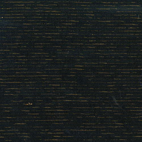Andover - Lurex Metallic - Midnight - (Black + Gold) | Chambray