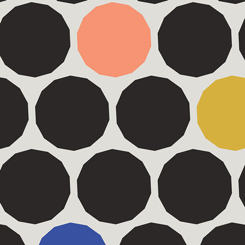 Roundabout Spheres - (Bold Circles) | Broadcloth