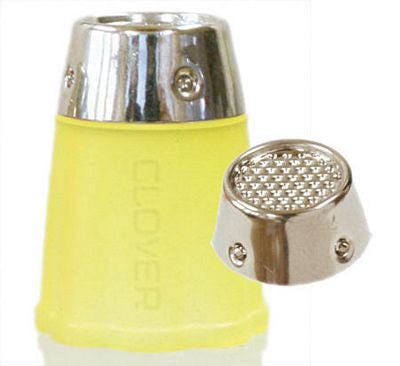 Clover - Protect & Grip Thimble (LG) | Notions