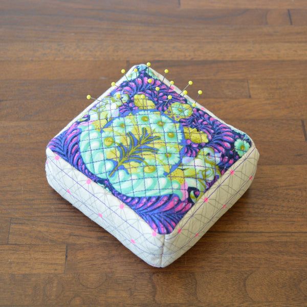 Pocket Party - Pin Cushion | Beginner Class