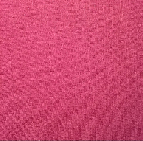 Essentials - Linen Solids - (Plum) | Linen