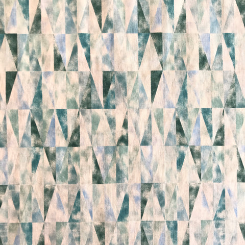 Kokka - Angles (Sea Glass) | Lawn