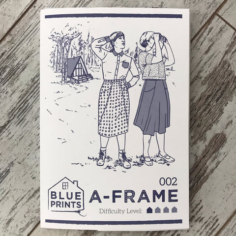 Blueprints for Sewing- A-Frame | Apparel Pattern