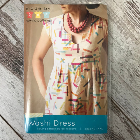 Made by Rae - Washi Dress | Apparel Pattern