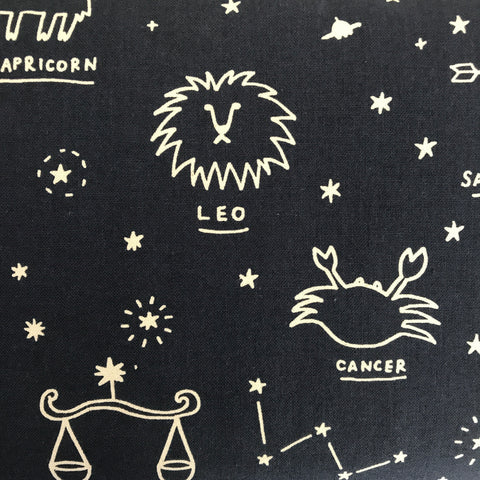 Star Sign - Journey (Navy) | Canvas