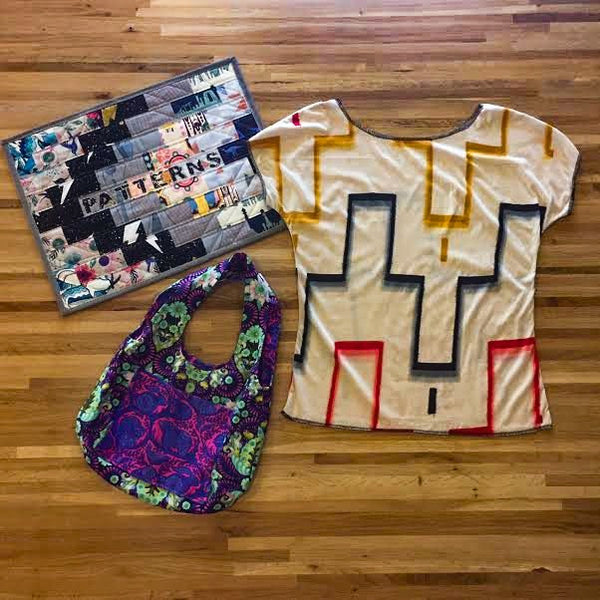 Teen Summer Camp - Sewing 101 (Tote, Quilt, Tee) | Intro Class