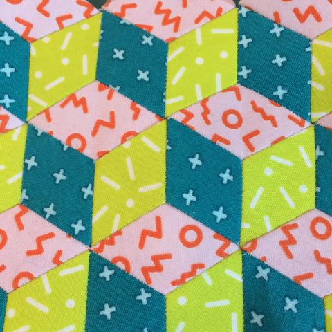 Quilting - English Paper Piecing | Beginner Class