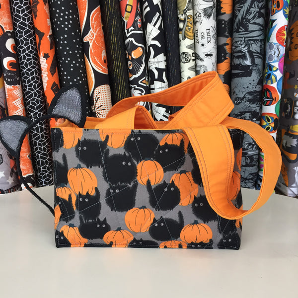 Accessories - Trick or Treat Bag | Beginner Class