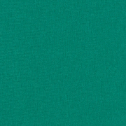 Robert Kaufman - Laguna Cotton Jersey - (Emerald) | Knit