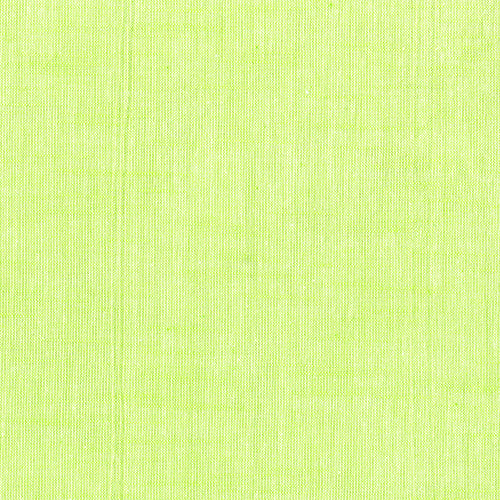 Stellar Slub - (Lemon Grass) | Chambray