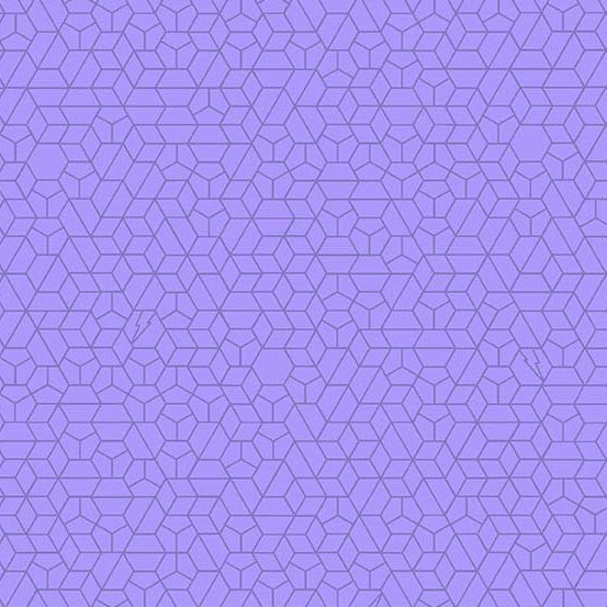 Tattooed - Little Hex (Lavender) | Broadcloth
